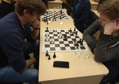 Vileikos šaškių ir šachmatų turnyras II